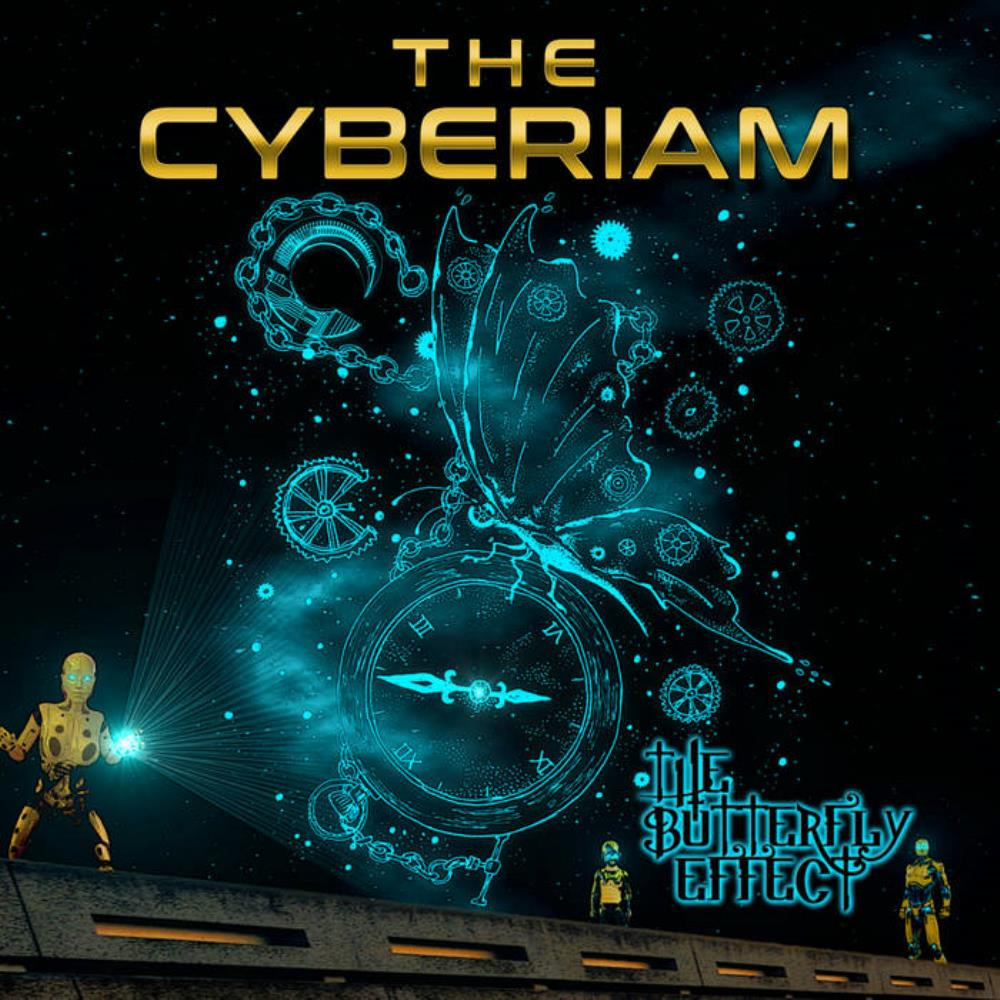 The Butterfly Effect by CYBERIAM, THE album cover
