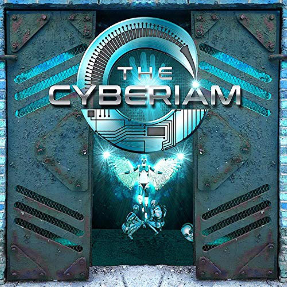 The Cyberiam by CYBERIAM, THE album cover