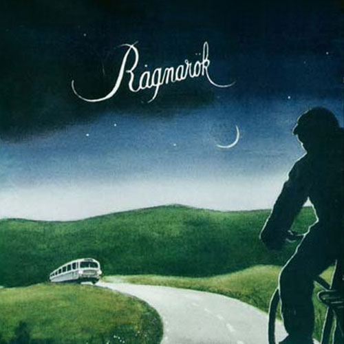 Ragnar�k - Ragnar�k CD (album) cover