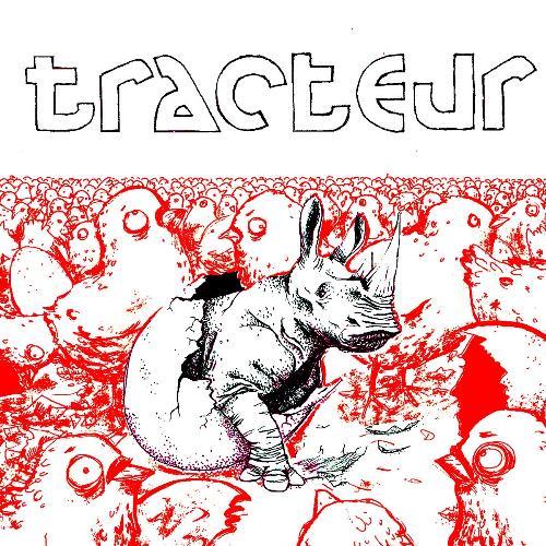Tracteur by TRACTEUR album cover