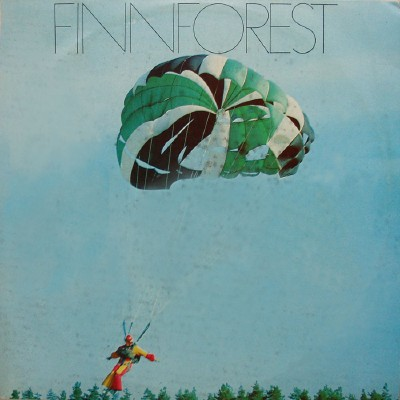 Finnforest - Finnforest CD (album) cover