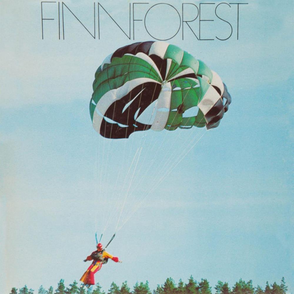 Finnforest by FINNFOREST album cover