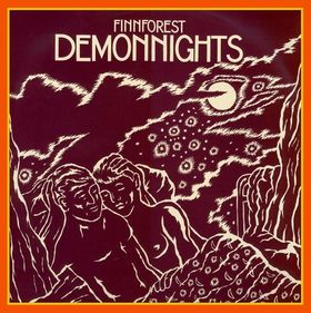 Demon Nights  by FINNFOREST album cover