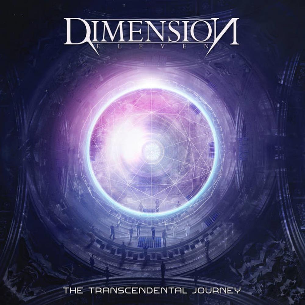 The Transcendental Journey by DIMENSION ELEVEN album cover