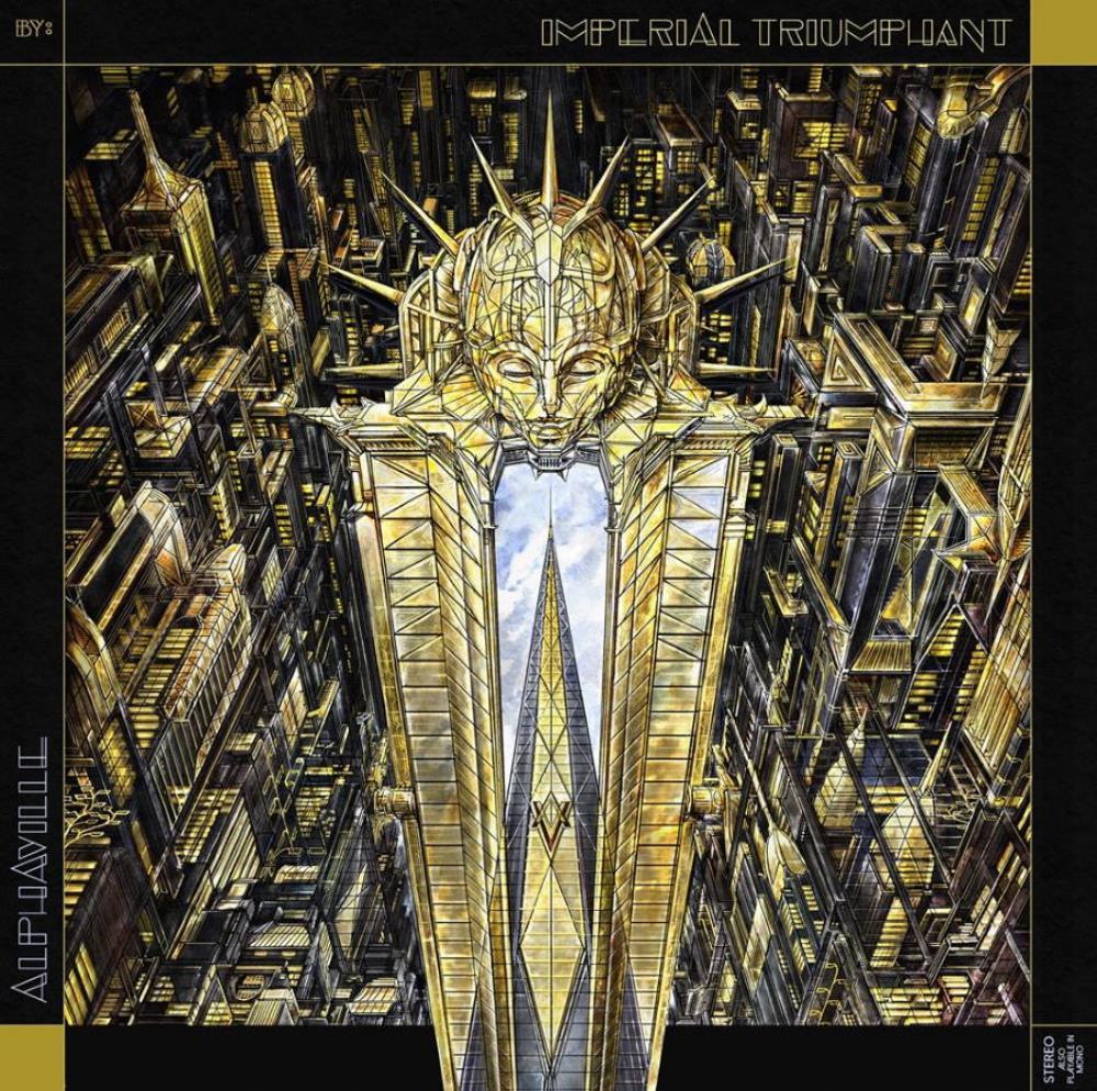 Alphaville by IMPERIAL TRIUMPHANT album cover