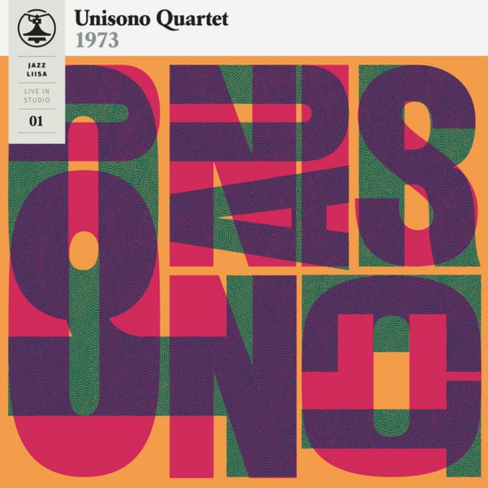 Jazz-Liisa 1 by UNI SONO album cover