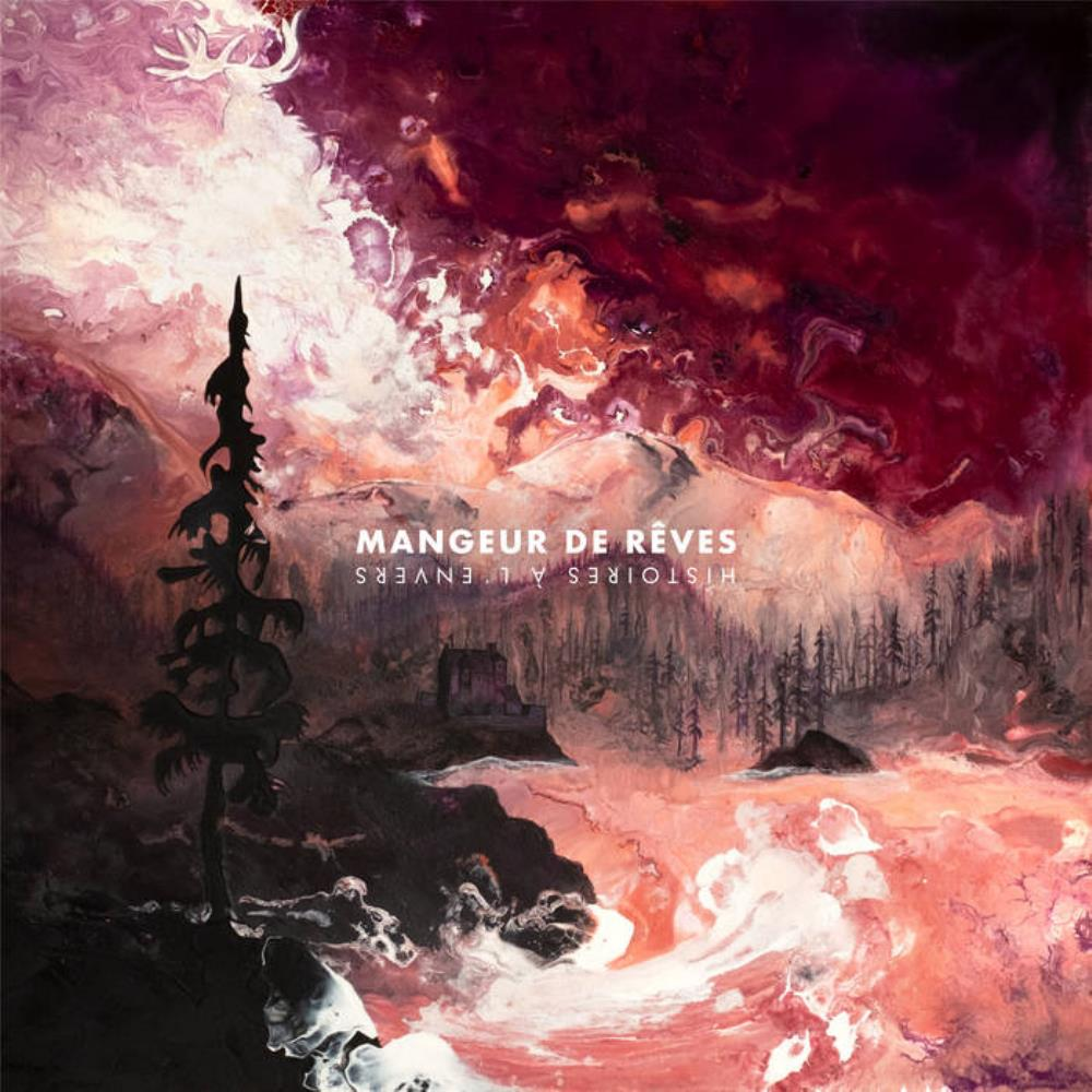 Histoires À L'Envers by MANGEUR DE RÊVES album cover