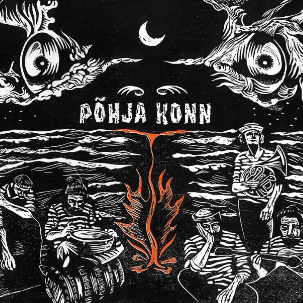 Põhja Konn by PÕHJA KONN  album cover