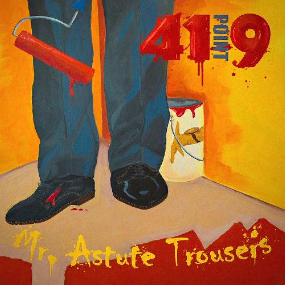 41Point9 - Mr. Astute Trousers CD (album) cover