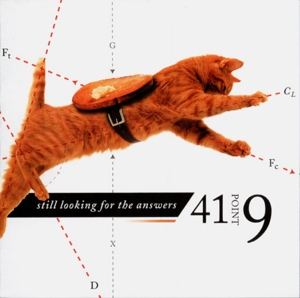 Still Looking For The Answers by 41POINT9 album cover