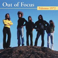 Out Of Focus Palermo 1972 album cover