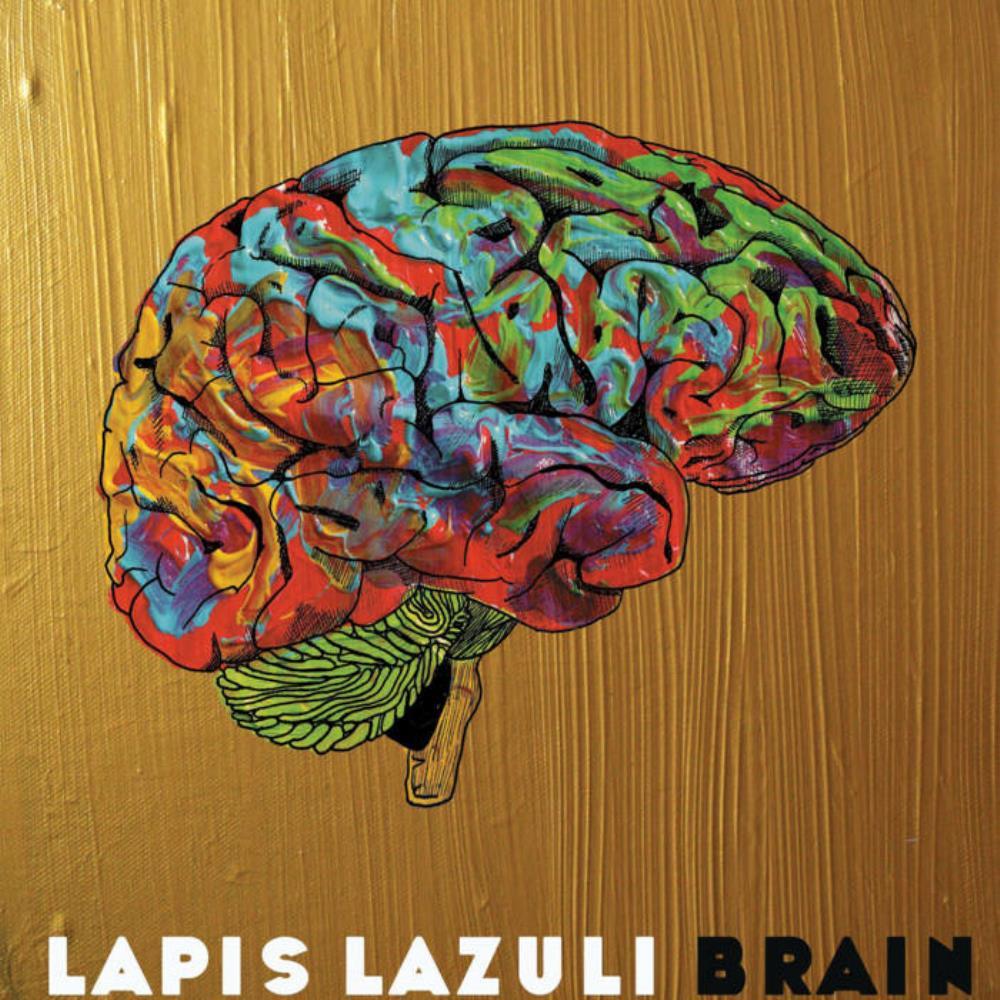 Brain by LAPIS LAZULI album cover