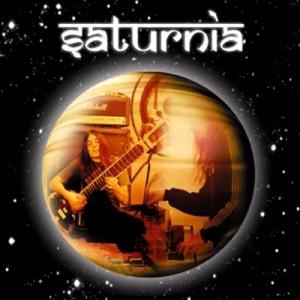 Saturnia - Saturnia  CD (album) cover