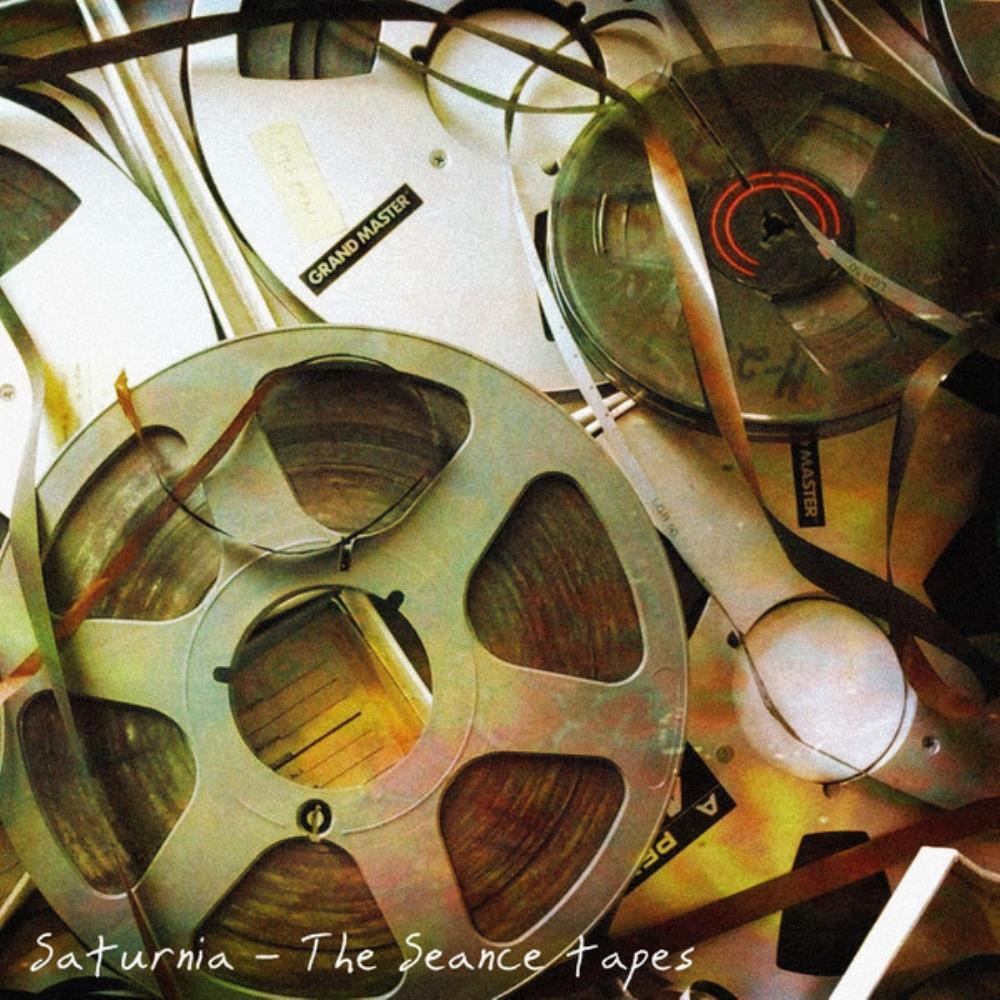 Saturnia The Seance Tapes album cover