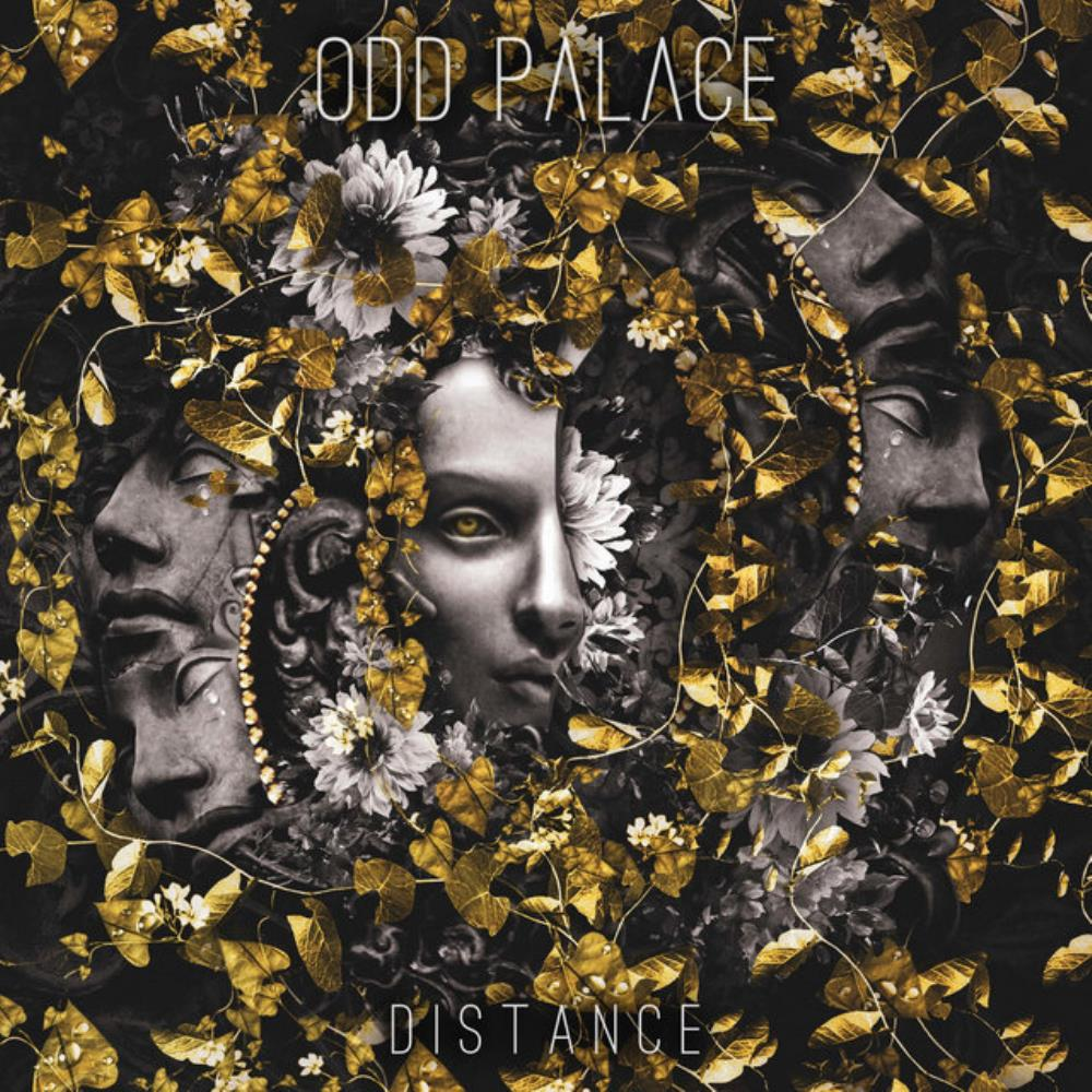 Odd Palace Distance album cover