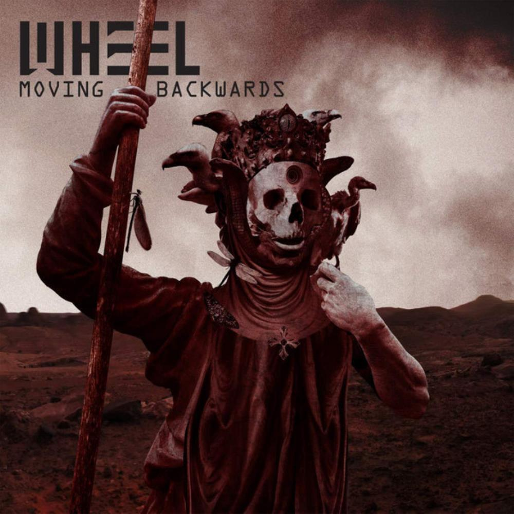Wheel Moving Backwards album cover