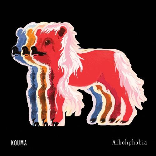 Kouma - AibohphobiA CD (album) cover