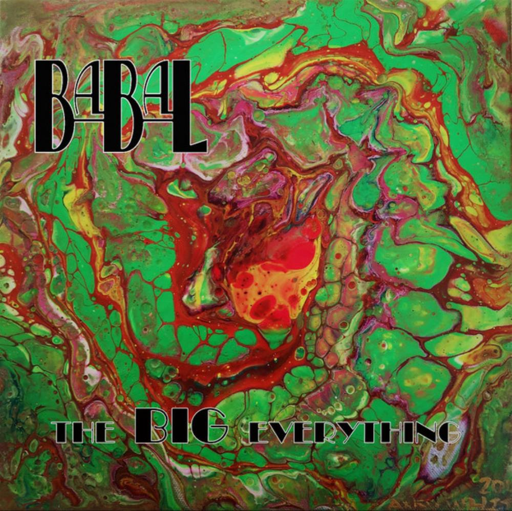 The Big Everything by BABAL album cover