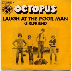Octopus Laugh at the Poor Man album cover