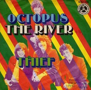 Octopus The River album cover