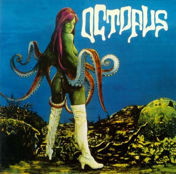 Octopus - Restless Night CD (album) cover