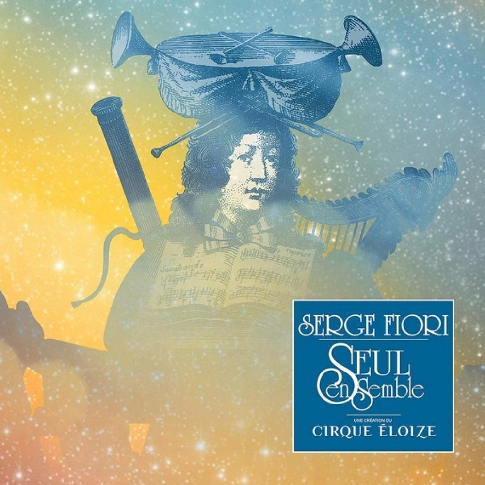 Serge Fiori - Seul Ensemble CD (album) cover