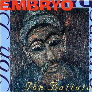 Embryo - Ibn Battuta  CD (album) cover