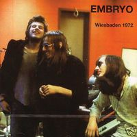 Wiesbaden 1972 by EMBRYO album cover