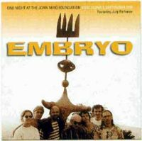 Embryo - One Night At The Joan Mir� Foundation CD (album) cover