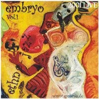 Embryo 2001 Live Vol. 1 album cover
