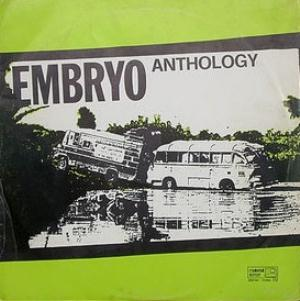 Embryo Embryo - Anthology album cover