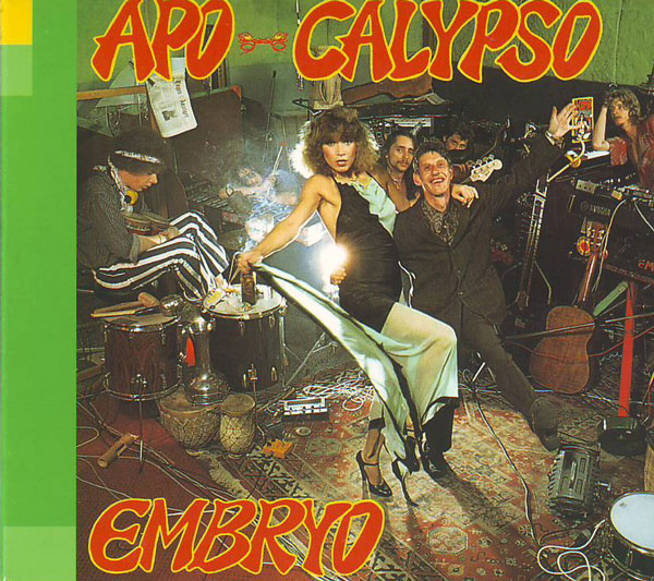 Embryo Apo-Calypso album cover