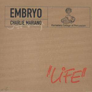Embryo - Life - Karnataka College of Percussion  CD (album) cover