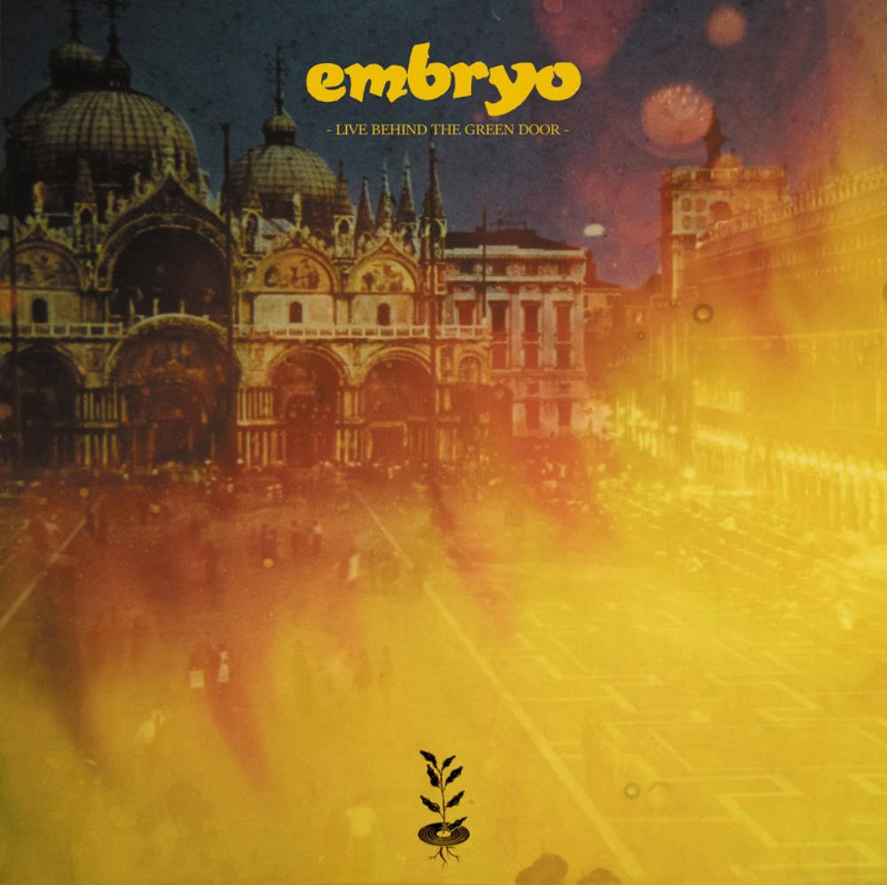 Live Behind the Green Door by EMBRYO album cover