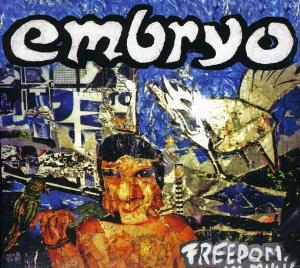 Embryo - Freedom In Music CD (album) cover