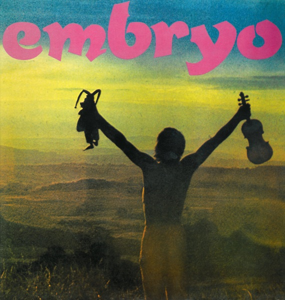Embryo - Embryo's Rache CD (album) cover