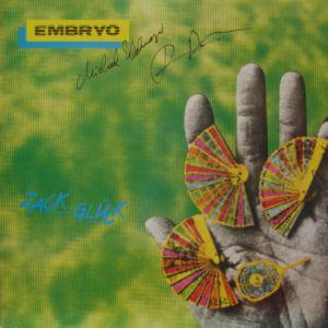 Embryo Zack Gl�ck  album cover