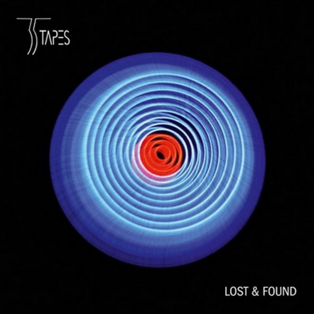 Lost & Found by 35 TAPES album cover