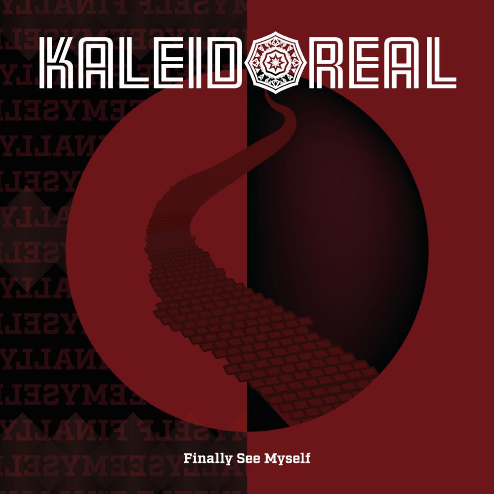 Kaleidoreal - Finally See Myself CD (album) cover