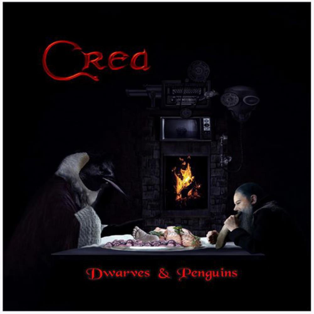 Dwarves & Penguins by CREA album cover