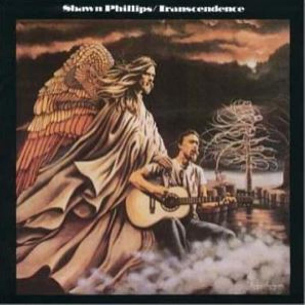 Transcendence by PHILLIPS, SHAWN album cover