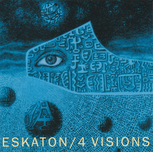 Eskaton - 4 Visions CD (album) cover