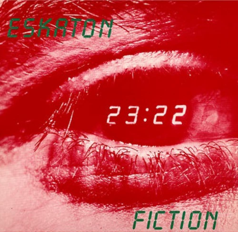 Eskaton - Fiction CD (album) cover