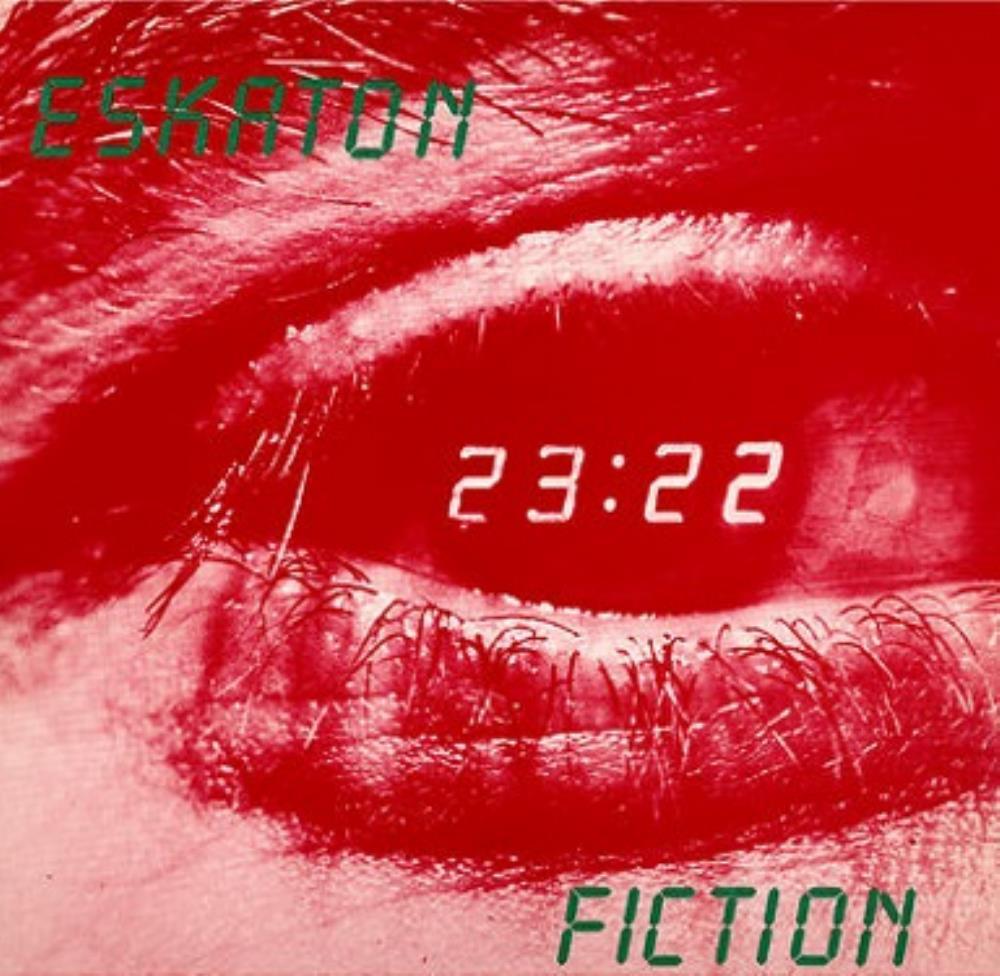Fiction by ESKATON album cover