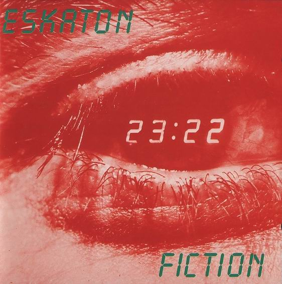 Eskaton Fiction album cover