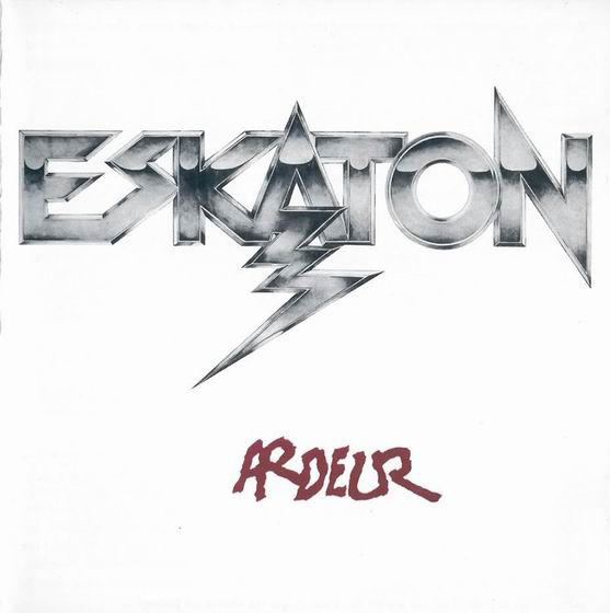 Ardeur by ESKATON album cover