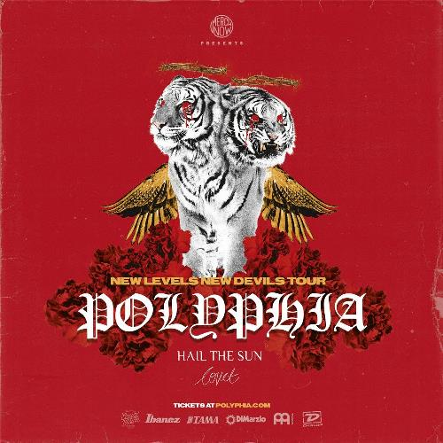 New Levels New Devils by POLYPHIA album cover