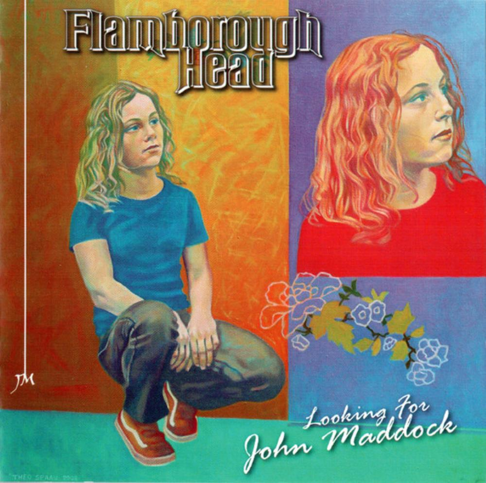 Flamborough Head - Looking For John Maddock CD (album) cover