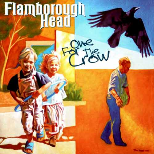 Flamborough Head - One For The Crow CD (album) cover