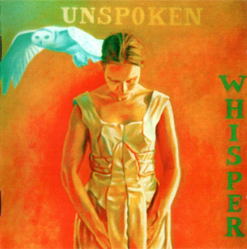 Flamborough Head - Unspoken Whisper CD (album) cover